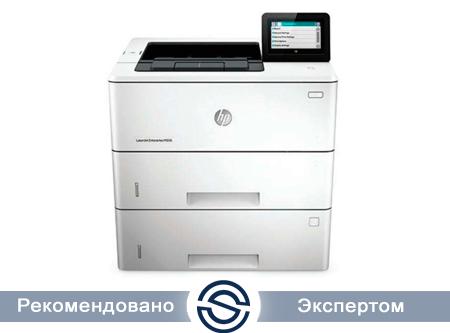Принтер HP LaserJet Enterprise M506x / A4 / 43 ppm / 1200 dpi / Duplex+USB+LAN / F2A70A