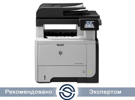 МФУ HP LaserJet Pro 500 M521dw / 1200x1200 / A4 / 40 ppm / Printer+Scaner+Copier+Fax / WiFi+Duplex+USB+LAN / A8P80A