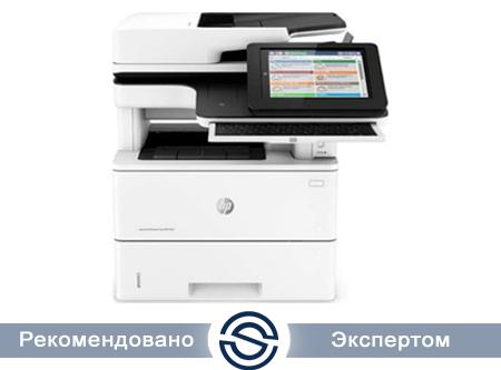 МФУ HP LaserJet Enterprise M527dn / 1200x1200 / A4 / 43 ppm / Printer+Scaner+Copier / Duplex+USB+LAN / F2A76A