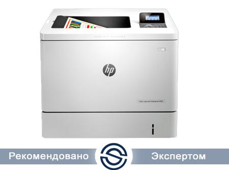 Принтер HP Color LaserJet Enterprise M553dn /1200x1200 /A4 /38 ppm / 4G+Duplex+USB+LAN / B5L25A