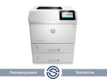 Принтер HP LaserJet Enterprise M605x / A4 / 55 ppm / 1200 dpi / Duplex+USB+LAN / E6B71A