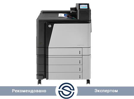 Принтер HP Color LaserJet Enterprise M855xh / 1200x1200 / A3 / 46 ppm / USB+LAN / A2W78A
