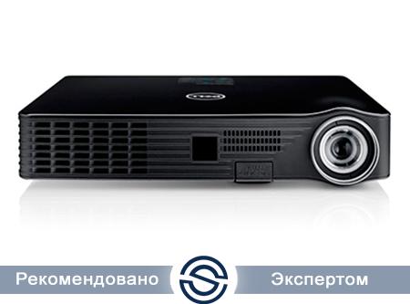 Проектор Dell M900HD / 1280x800 / 4:3 / 700:1 / 900 lm /  VGA+HDMI+USB / 210-ABJN