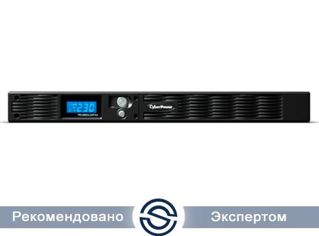UPS CyberPower 1000VA / 600W / LCD / Smart / Rack 1U / OR1000ELCDRM1U