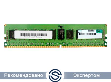 Оперативная память для сервера 8Gb HP Single Rank DDR4 2933MHz CL=21-21-21 RDIMM P00918-B21