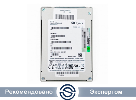 SSD 240Gb HP Enterprise SATA RI SFF SC DS DWPD P04556-B21
