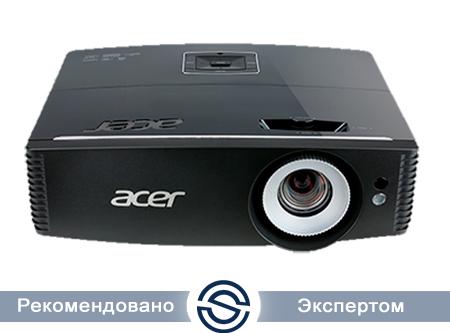 Проектор Acer P6200S XGA 1024x768 / 5000 ANSI люм / 2x10W Speaker / Remote Control / Carring Case