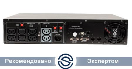 ИБП CyberPower PR1000ELCDRT2U