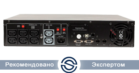 ИБП CyberPower PR1500ELCDRT2U