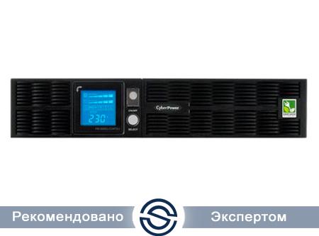 UPS CyberPower 2200VA / 1980W / LCD / Smart / Rack 2U / PR2200ELCDRT2U