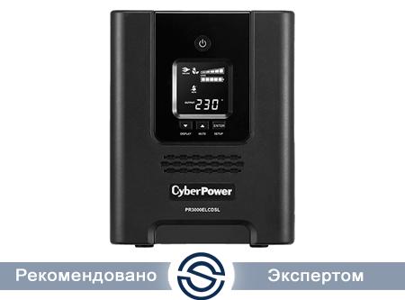 UPS CyberPower 3000VA / 2700W / LCD / Smart / PR3000ELCDSL