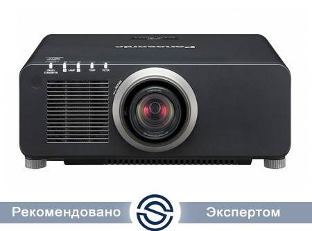 Проектор Panasonic PT-DW830ELK / DLP / 8500 люм / WXGA / 10,000:1 / Digital Link / 2 лампы