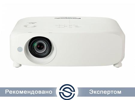 Проектор Panasonic PT-VX605NE / 5500 люм / LCD / XGA / 5000:1 / WiFi / DigitalLink