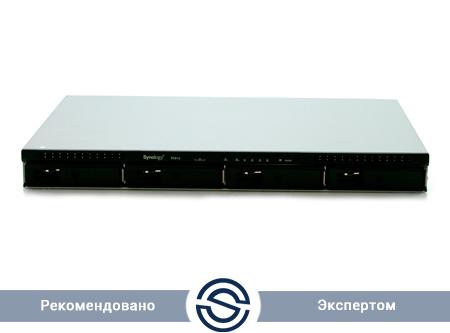 Система хранения данных Synology DiskStation RS816 / 4xHDD / Rack / 1 GB DDR3 / Marvell Armada 385 88F6820 Dual Core 1.8 GHz
