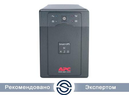 UPS APC 420VA / 260W / Smart / SC420I