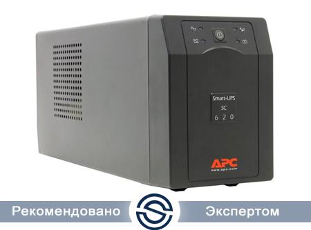 UPS APC 620VA / 390W / Smart / SC620I