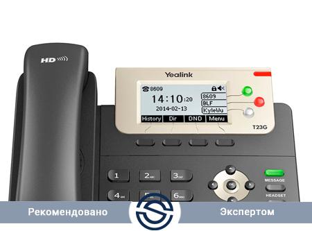 Устройство Yealink SIP-T23G