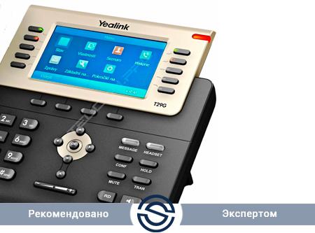 Устройство Yealink SIP-T29G