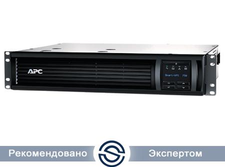 ИБП APC SMT1000RMI2U