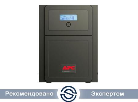 UPS APC 3000VА / 2100W / Line interactiv / EASY / IEC / SMV3000CAI