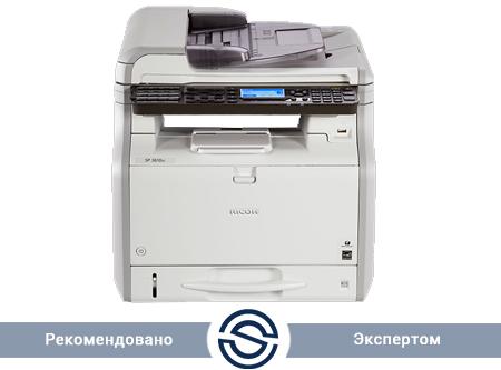 МФУ Ricoh SP 3610SF 600x600 / A4 / 30 ppm / Printer+Scaner+Copier+Fax / USB
