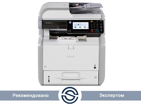 МФУ Ricoh SP 4510SF 600x600 / A4 / 40 ppm / Printer+Scaner+Copier+Fax / USB