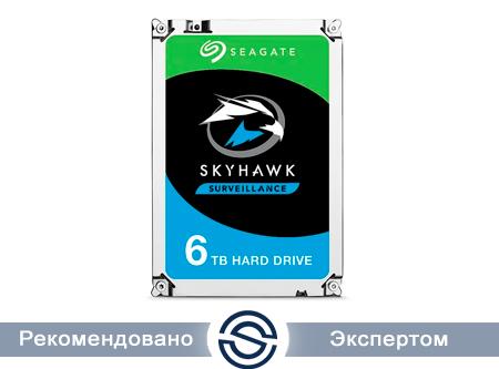 HDD Seagate ST6000VX001