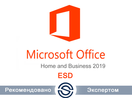 Microsoft Office Home and Business 2019 All Languages Online Product Key License 1 License ESD (T5D-03189)
