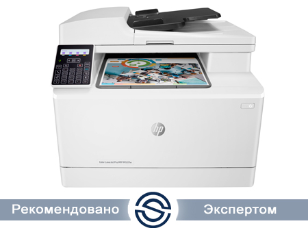 МФУ HP Color LaserJet Pro M181fw / 600x600 / A4 / 16 ppm / Printer+Scaner+Copier+Fax / USB+LAN+WiFi / T6B71A