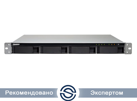 Система хранения данных Qnap TS-432XU-RP-2G / 4xHDD 3,5