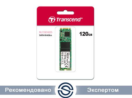 Твердотельный накопитель Transcend TS120GMTS820S