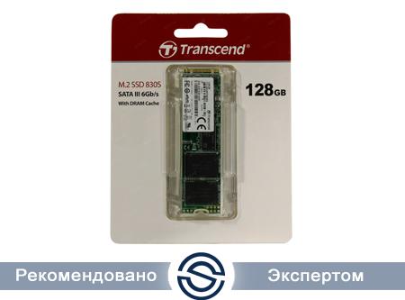 Твердотельный накопитель Transcend TS128GMTS830S