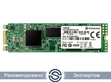 SSD 128Gb Transcend TS128GMTS830S M.2