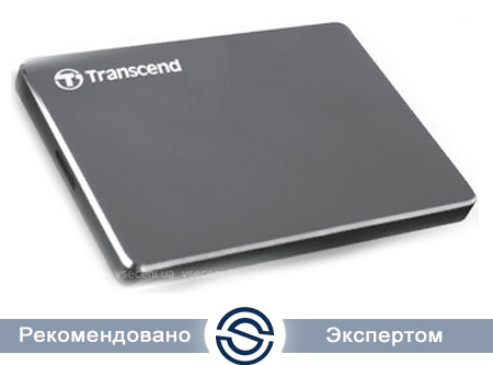 Внешний жесткий диск Transcend TS1TSJ25C3N