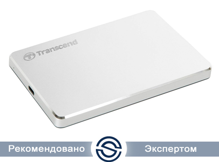 Внешний жесткий диск Transcend TS1TSJ25C3S