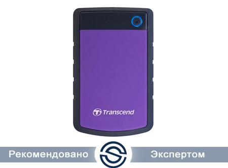 Внешний жесткий диск Transcend TS1TSJ25H3P