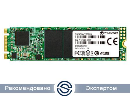 SSD 240Gb Transcend TS240GMTS820S M.2