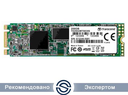 SSD 256Gb Transcend TS256GMTS830S M.2