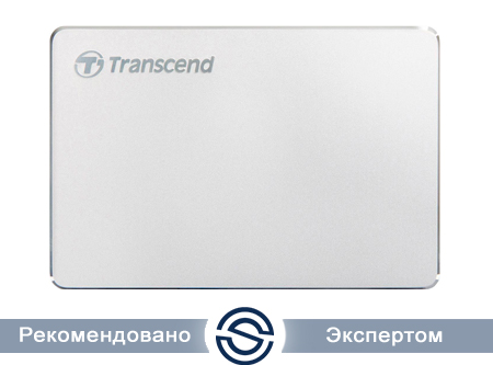 Внешний жесткий диск Transcend TS2TSJ25C3S