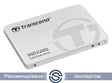 Твердотельный накопитель Transcend TS2TSSD220Q