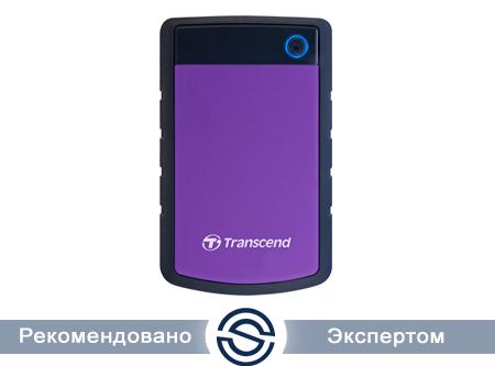Внешний жесткий диск Transcend TS4TSJ25H3P