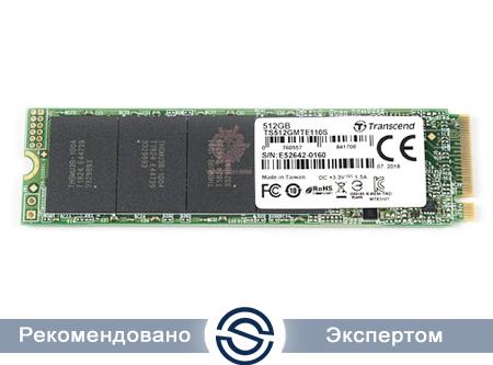 SSD 512Gb Transcend TS512GMTE110S