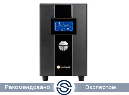 UPS Tuncmatik 1000VA / 800W / Newtech Pro / Smart / On-Line / TSK1178