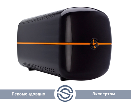 UPS Tuncmatik  650VA / 360W / LCD / Digitech Pro Black / Smart / Line interactiv / TSK1575