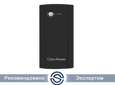 UPS CyberPower 1050VA/630W, Интерактивный, AVR, RJ11/RJ45, 3xSchuko (CEE 7/4) / UT1050E