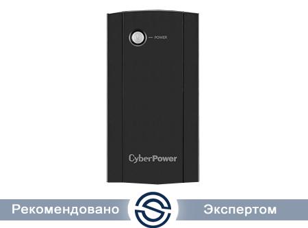UPS CyberPower 1050VA/630W, Интерактивный, AVR, RJ11/RJ45, 4xIEC C13 / UT1050EI