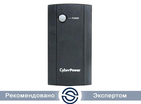 UPS CyberPower 650VA / 360W / AVR / RJ11 / RJ45 / 4xIEC C13 / UT650EI