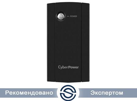 UPS CyberPower 850VA/425W, Интерактивный, AVR, RJ11/RJ45,  4xIEC C13 / UT850EI