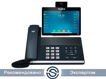 Терминал видео-конференц-связи Yealink SIP VP-T49G, с БП