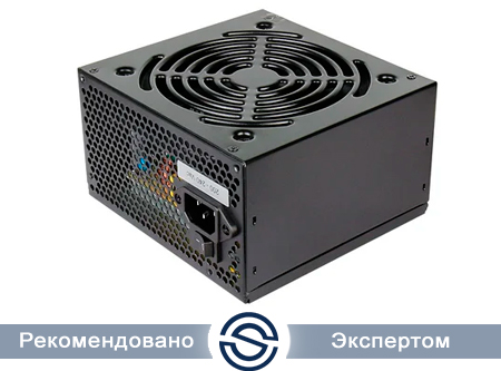Блок питания 750W AiR-Cool VX-750, ATX, APFC, 20+4 pin, 4+4pin, 5xSATA, 2*Molex, PCI-E 6+2 refer to 6+2, Fan 12см